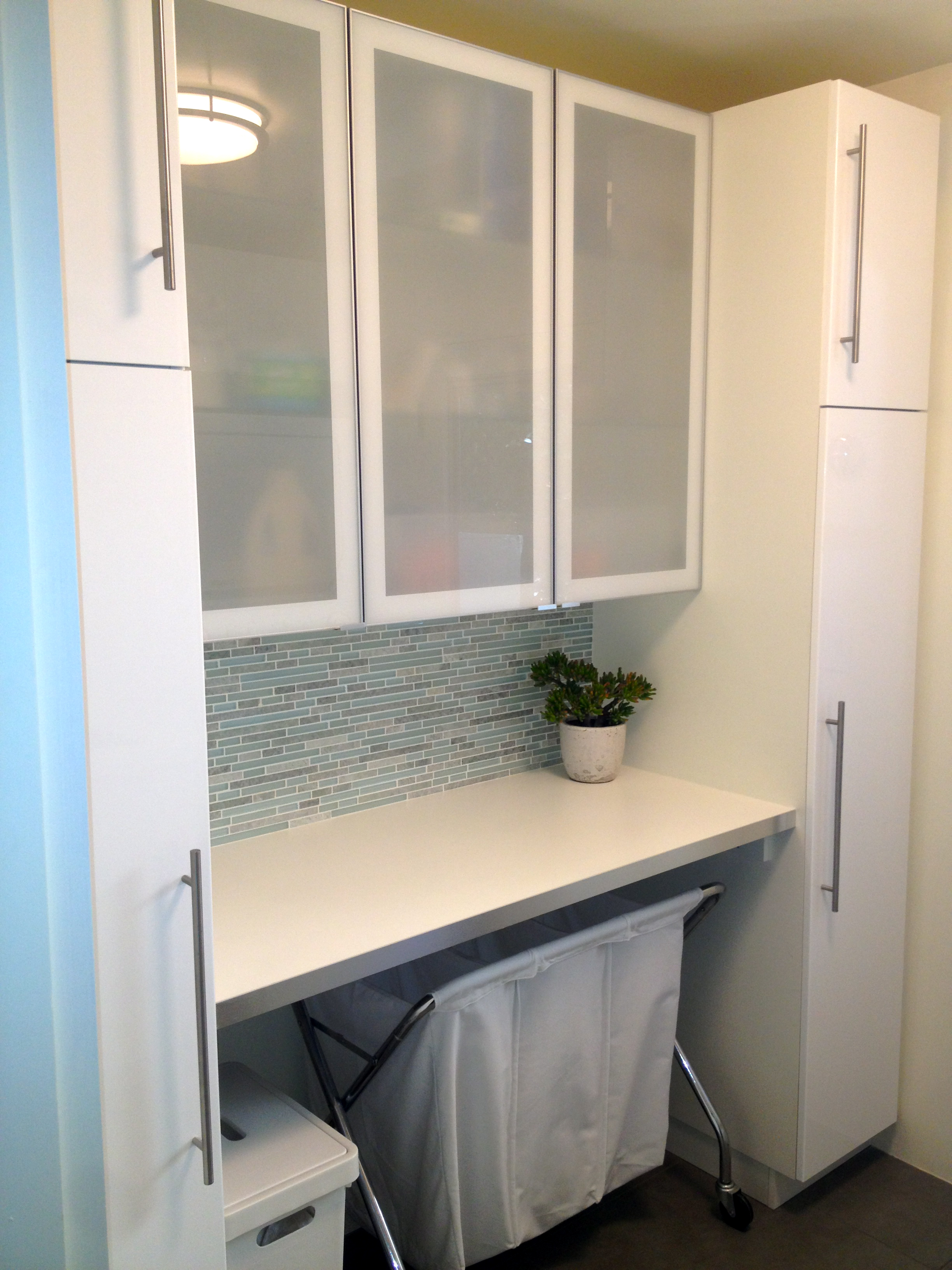 Surprising laundry room cabinets ikea pictures decors dievoon - Fabulous laundry room cabinets ikea ...