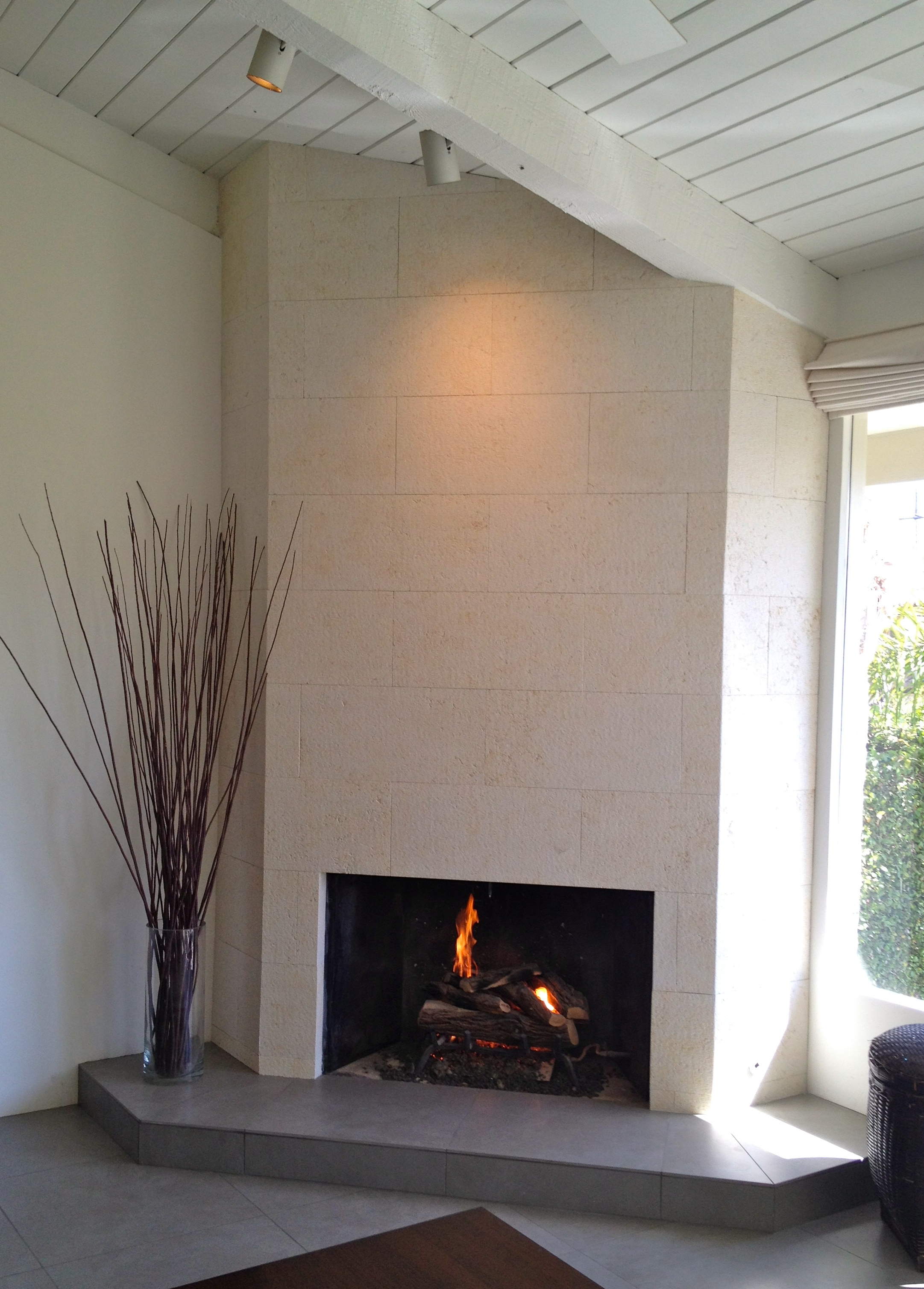 Remodel Stone Fireplace