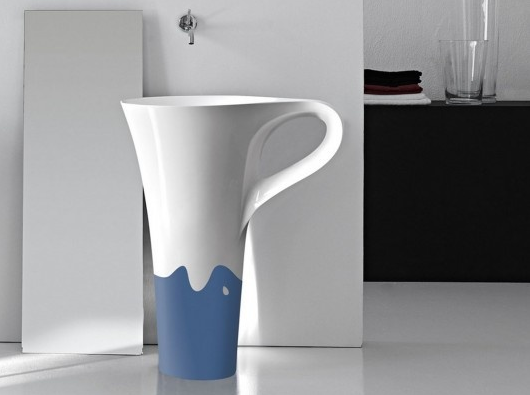 cup sink