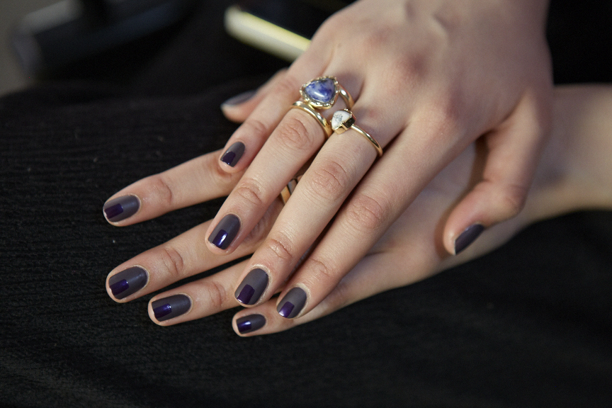 10 hot new nail trends for Fall/Winter 2015 - Trace | Style | Create ...
